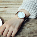 New Fashion Simple Style Women Leather Female Watches Ladies Dress Watch Women Leisure Elegant Wristwatches Gift Drop Shipping