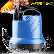 цена на 15~85W NEW aquarium low water pump, portable water pump to make Fountain Mountain waterfall, Submersible Waterfall Fountain Pump