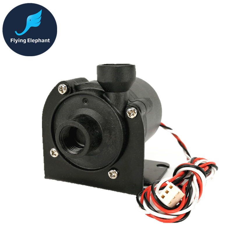 12V SC600 DC Pump 600L/H Submersible long life + Holder >30000 hours, Fountain,  Water Cooling Circulating