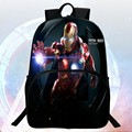 New Style 16-inch Printing Hero Iron Man School Bag Avengers Kids Bags Children Backpack Boys School Backpacks Students Mochila