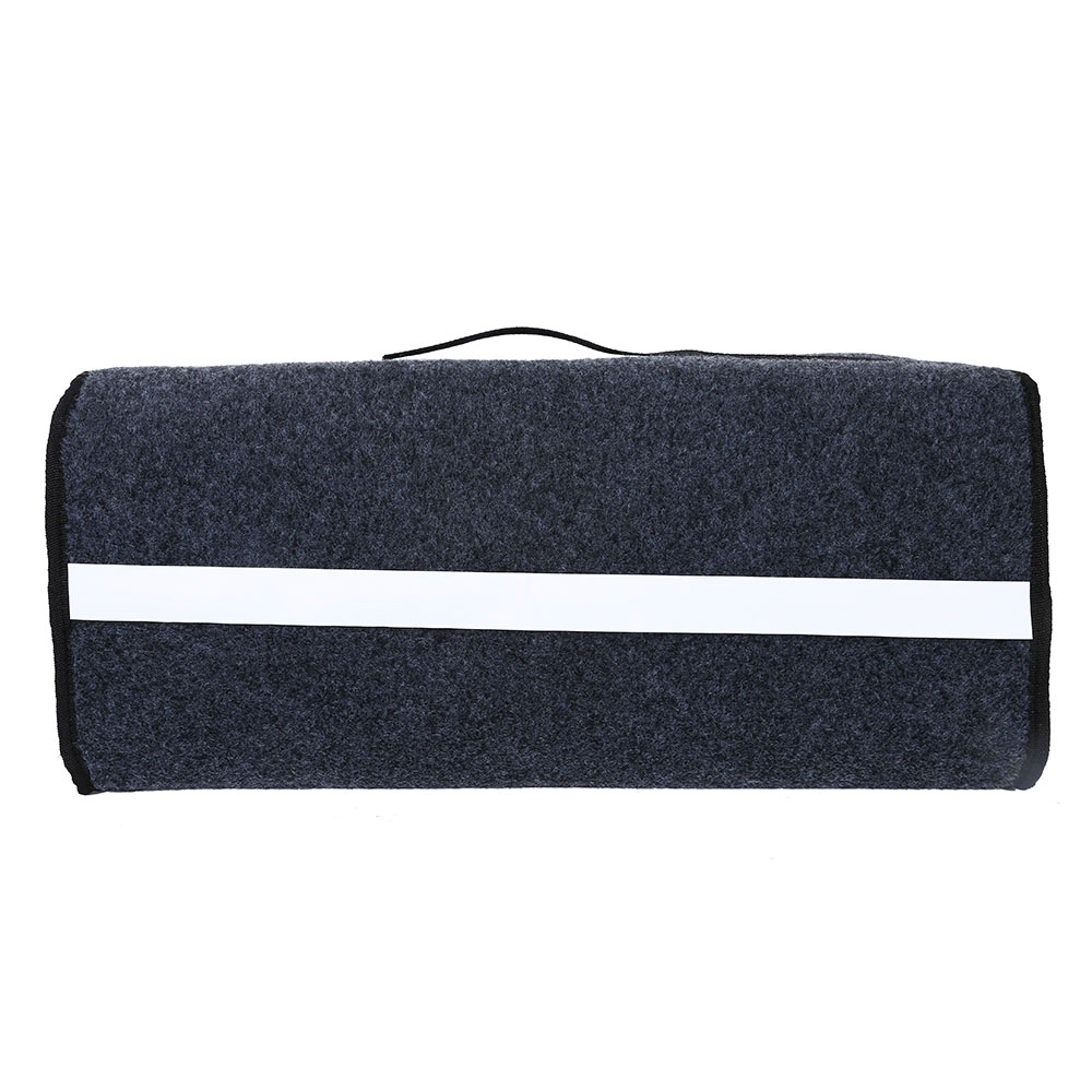 Portable Foldable Multipurpose Car Felt Cloth Folding Storage Box Organizer Case Auto Multi use Tools Car organizer box Bags Box in Stowing Tidying from Automobiles Motorcycles