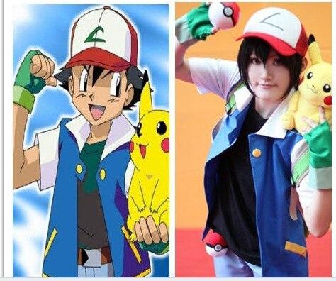 font-b-pokemon-b-font-ash-ketchum-trainer-costume-cosplay-jacket-gloves-hat