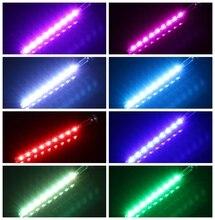 Barrow v1 RGB full color LED quartz glass Water tank with a remote control lighting components FDTL