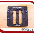 3 pcstemperature resistente motherboard pcb fixação do suporte para o iphone se 5S 6 p 6 s para ipad ic reparação manutenção plataforma de molde