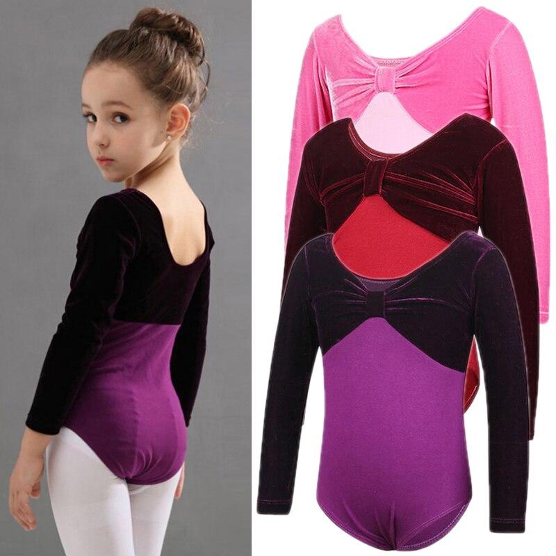toddler-girls-font-b-ballet-b-font-dress-long-sleeves-athletic-dance-leotards-dress-font-b-ballet-b-font-gymnastics-for-kids-dance-wear-costume-bodysuit