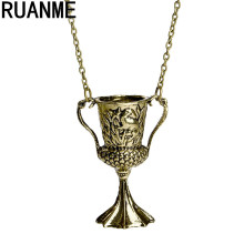 2017 new sweater necklace pendant fashion jewelry charm man play hot style jewelry accessories