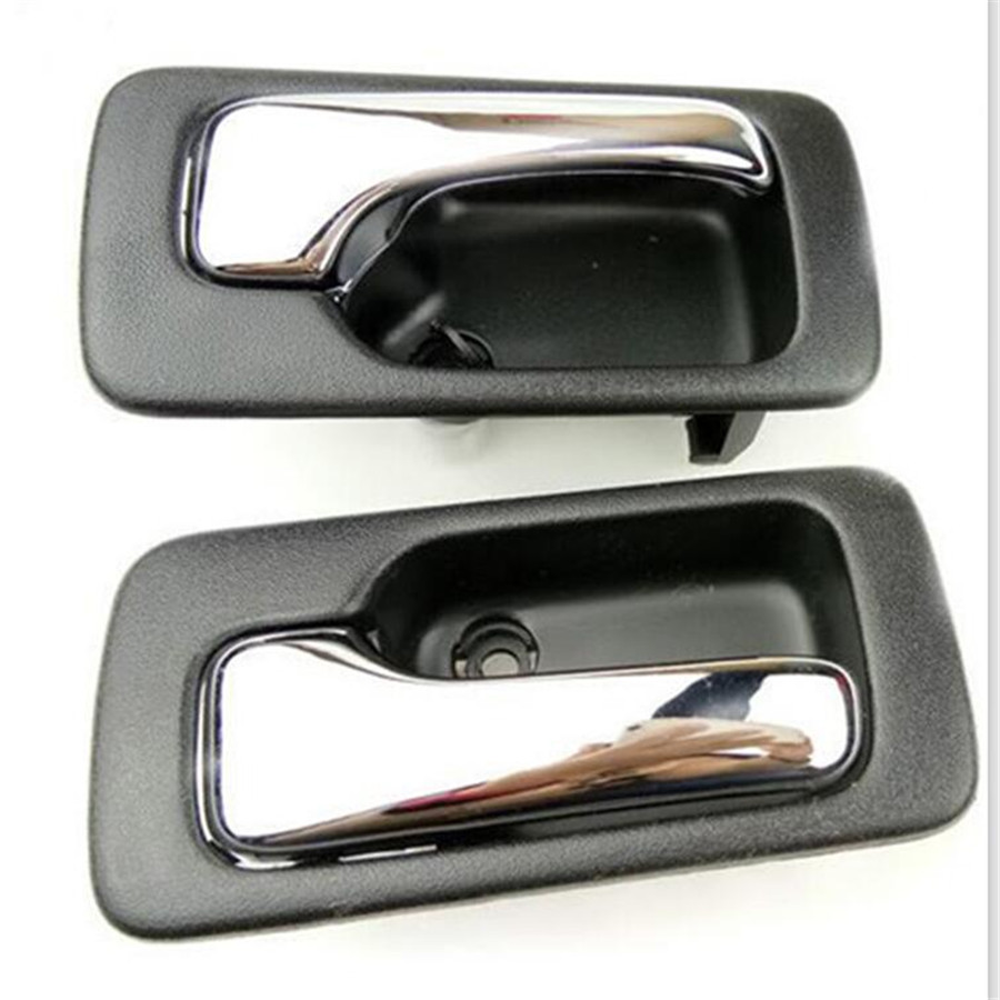 A Pair 2 PCS Left and Right Inside Door Handle for 1990-1993 Honda NO.4 Accord Inside Handle Car Door Handle куртка the north face the north face flux hybrid женская