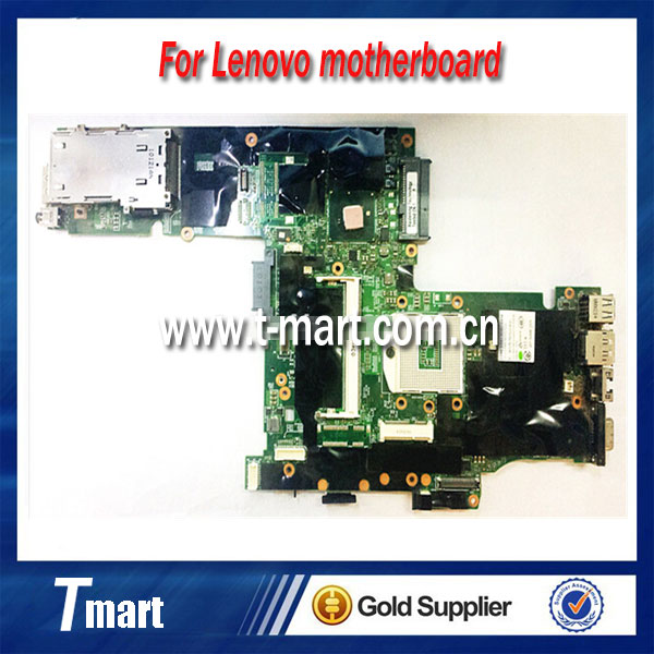 ФОТО 100% Original laptop motherboard 75Y4066 for Lenovo T410 T410I good condition fully Tested working perfectly