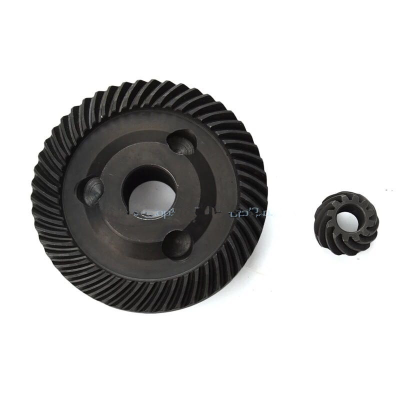GA9067 Spiral Bevel Gear Set  Replacement For Makita GA 9067 180 230 Angle Grinder Spare Parts