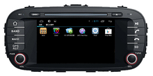 For 7″ Quad-core in dash kia Soul capacitive touch screen Car dvd player GPS with Bluetooth Ipod list USB SD Radio SWC GPS Navi
