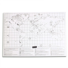 Scratch Map and conquer the world