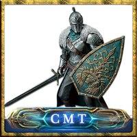CMT Original TOEI Sticker BANPRESTO Original Dark Souls II Sculpt Colletction DXF VOL 1 Faraam Knight