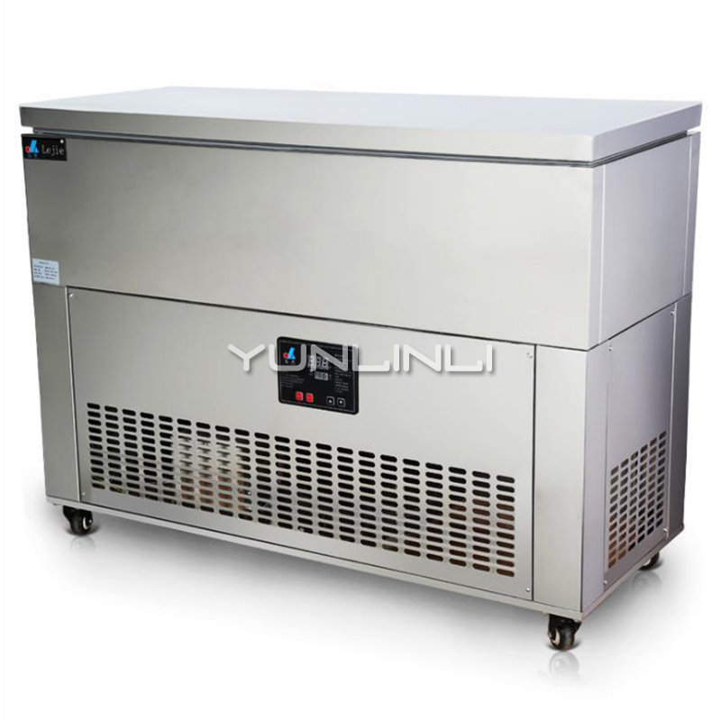 Commercial Ice Machine 304 Stainless Steel Ice Maker 12-barrel Ice Making Machine LJM200-12 цены