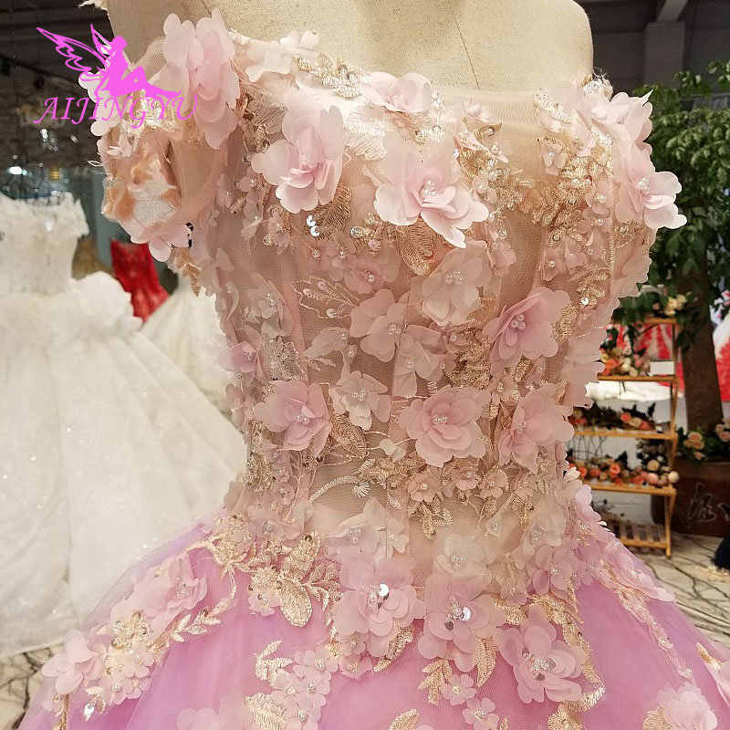 Detail Feedback Questions about AIJINGYU Plus Size 2019 Bride ...