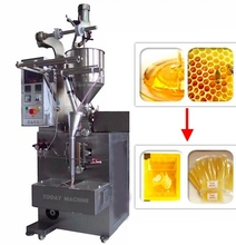 Automatic small sachet tomato paste /ketchup packing machine shampoo /cream / filling packing machine цена в Москве и Питере