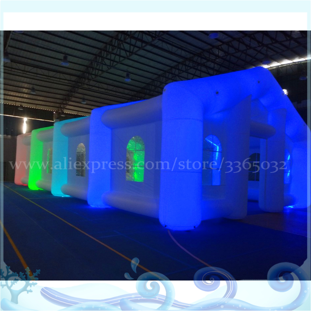 inflatable booth tent02