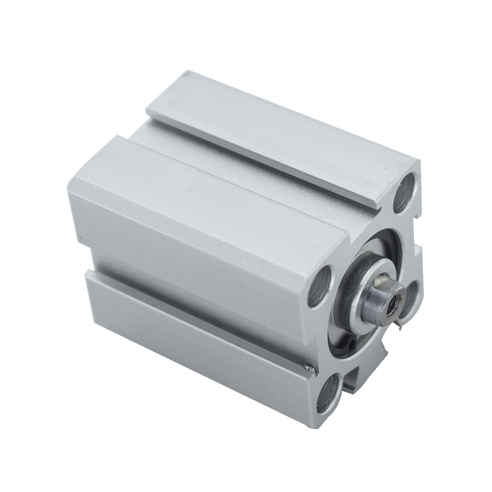 цена на Aluminum Alloy 80mm Bore 5/10/15/20/25/30/35/40/45/50/60/70/75/80/90/100/150mm Stroke Double Action SDA Pneumatic Air Cylinder