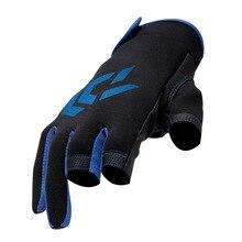 2017 NEW DAIWA Fishing gloves summer Anti-skid Breathable DAWA outdoors Leisure Wear-resisting Sunscreen DAIWAS Free shipping