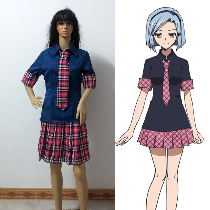 Akuma no Riddle Cosplay Shutou Suzu Cosplay Costume