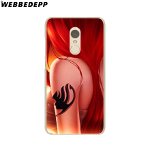 Fairy Tail logo Cover Case for Xiaomi