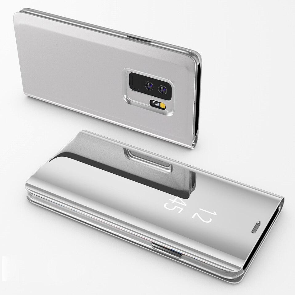phone cover for samsung galaxy a3 a5 a7 j3 j5 j7 2017 a6 2018 mirror case (14)
