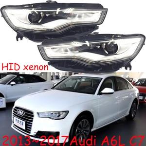 Image 5 - A6L A6 2012 2016テールライト、C7、カーアクセサリー、A6Lヘッドライト、led a6lテールライトled、A6L耳ランプcertaテールライト自動車