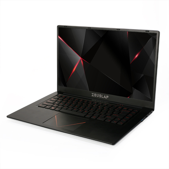 ZEUSLAP 15.6inch 6GB RAM+128GB/256GB/512GB SSD Nvidia GT940M Intel Quad Core CPU 1920*1080P IPS Gaming Laptop Notebook Computer