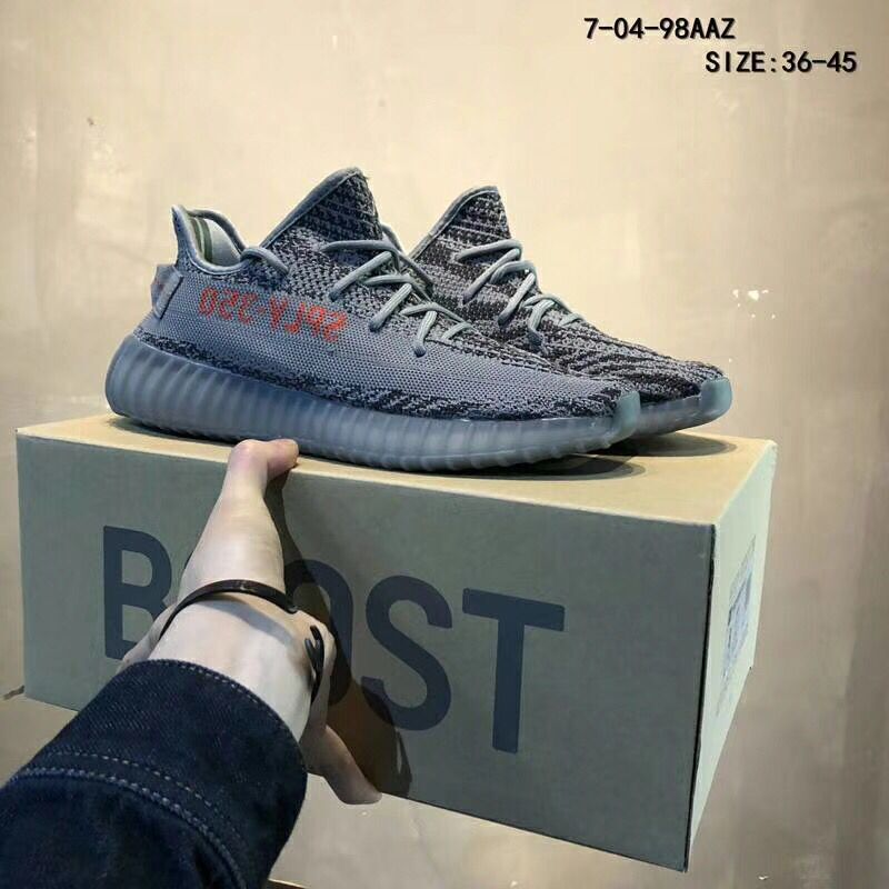 lowest price b06cf ba123 Original mens running shoes yeezys air 350 lovers outdoor hot sale yeezys  air 350 boost shoes sneakers women walking shoes