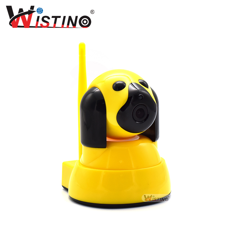 Wistino Wireless IP Camera Motion Detection Home Baby Monitor IR Night Vision WiFi Camera Alarm Onvif Surveillance Security 2