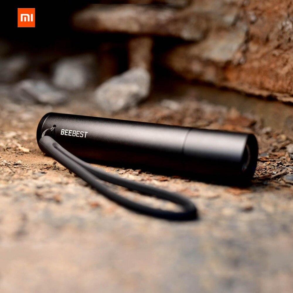 Xiaomi Portable avec Flash lumière IPX6 étanche 1000LM haute intensité Zoom lumière 6 Modes réglables USB type C Port de charge