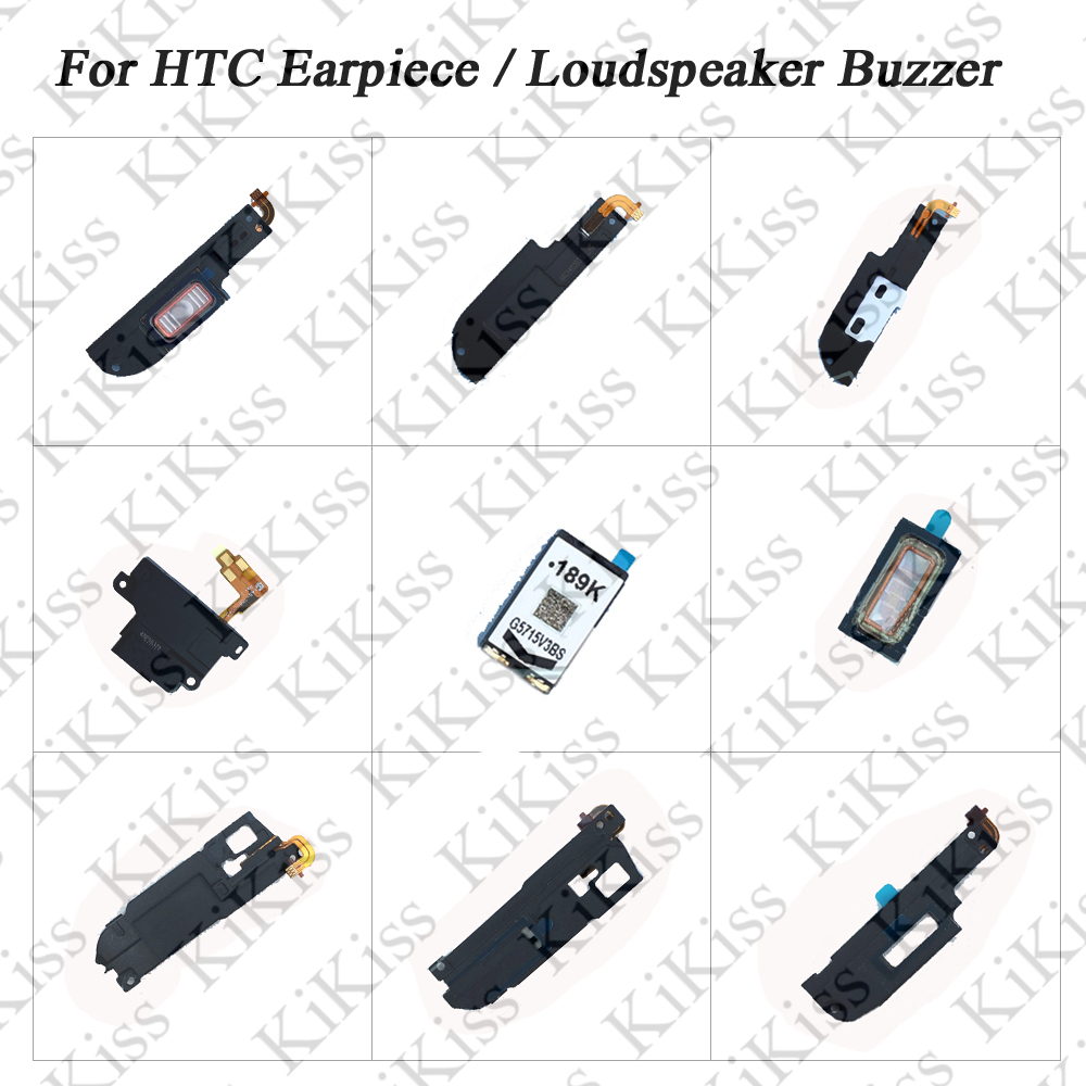 KiKiss For <font><b>HTC</b></font> 610 <font><b>M10</b></font> M9+ X9 816 butterfly 2 Loudspeaker Speaker Phone Ringing Earpiece Buzzer Receiver Replacement <font><b>Repair</b></font> Part image