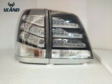 2012-2015 Hyundai Elantra taillights led taillamp with fog light +brake light +Turn light цена в Москве и Питере