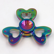 Butterfly Fidget Tri Spinner Toys Sensory Fidgets Autism ADHD Hand Spinner Anti Stress Funny Gifts for