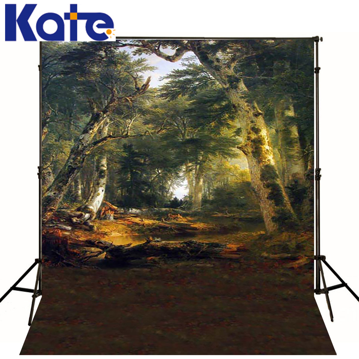KATE Photo Background Forest Photography Backdrops Wedding Backdrops Scenery Background Newborn Backdrops for Photo Studio