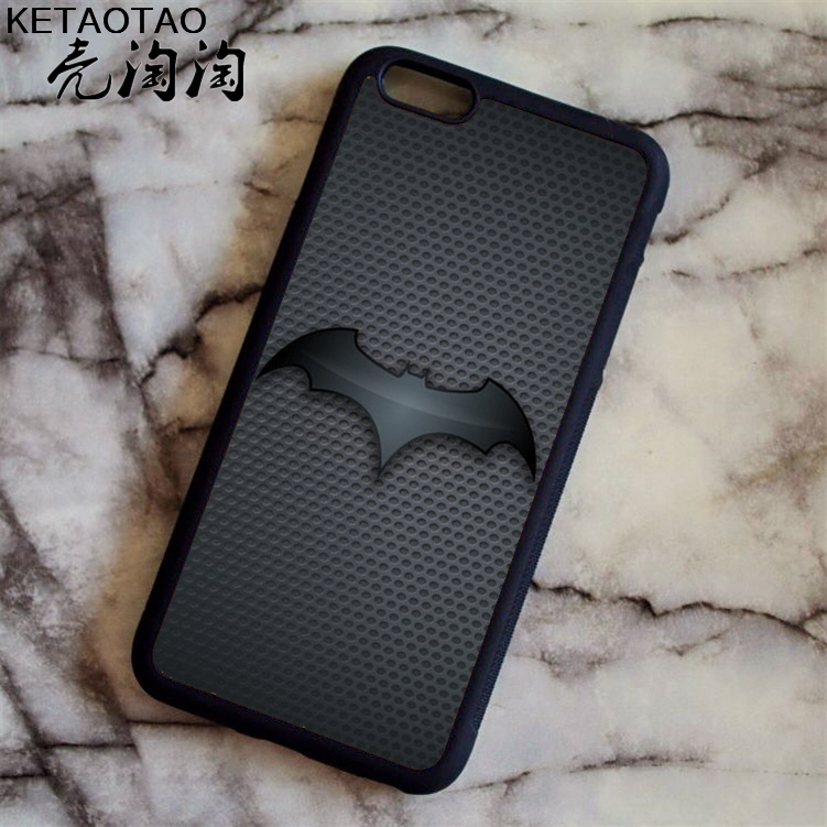 KETAOTAO Captain America Superman Phone Cases for iPhone 4S 5S 6 6S 7 8 X PLUS for Samsung S8 NOTE Case Soft TPU Rubber Silicone
