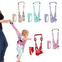 Adjustable Drop proof Traction Line Safe Keeper Learning Walking Assistant Belt Durable Baby Walker Leash Backpack For Children
