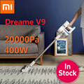 Xiaomi Dreame V9 V9P Vacuum Cleaner Handheld Cordless Stick Aspirator Vacuum Cleaners 20000Pa For Home Car from Xiaomi Youpin