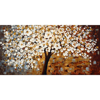 Special Shaped New Diy Diamond Embroidery Cross Stitch Kit Life Tree Rhinestones Mosaic Full Diamond Painting