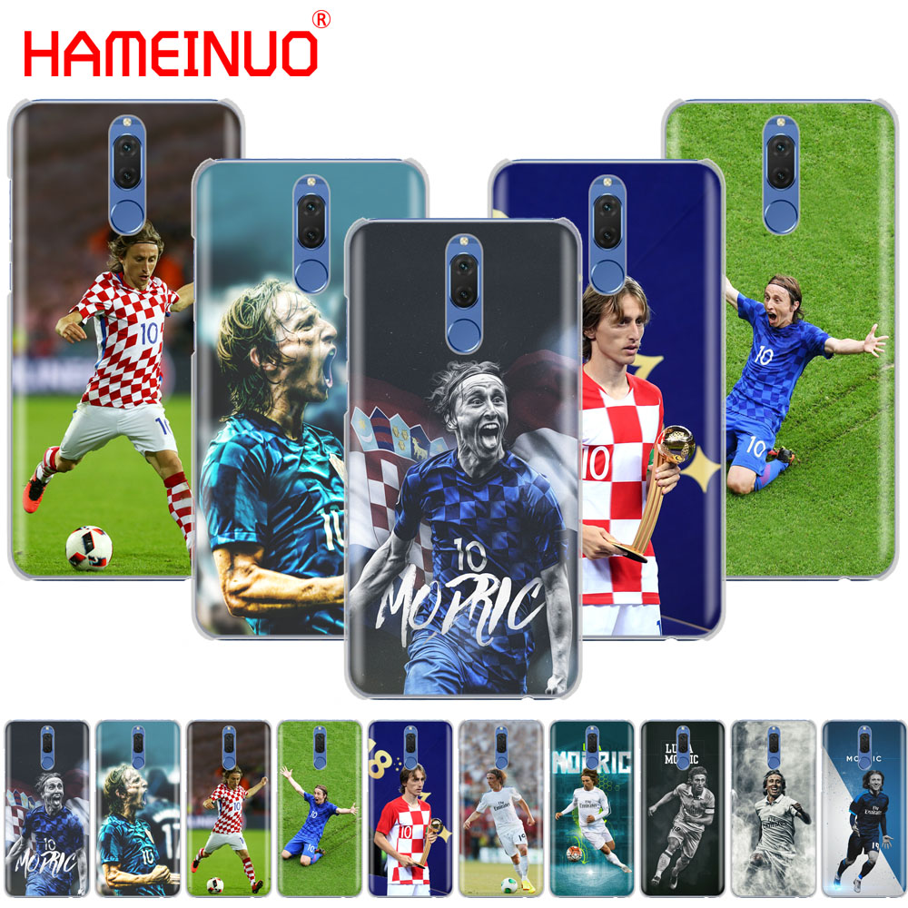 Hameinuo Footballer Luka Modric Cover Phone Case For Huawei Nova 2 2s 3e Plus Lite P Smart 2018 Enjoy 7s Mate 7 8 9 10 Pro An Enriches And Nutrient For The Liver And Kidney Cellphones & Telecommunications Half-wrapped Case