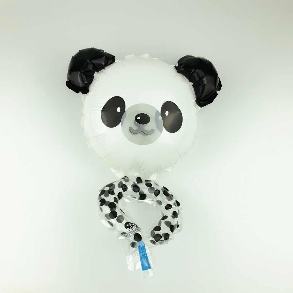 Xxpwj Бесплатная доставка Новинка 1 шт. мини Bracel алюминиевый воздушный шар детские игрушки вечерние декоративные овцы. С принтом «обезьяна». Лягушка шар оптовая продажа