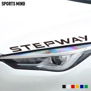 Стайлинг автомобиля, 2 шт., наклейка на автомобиль для Renault Dacia Duster Logan Lodgy Sandero Dokker Stepway, автомобильные аксессуары