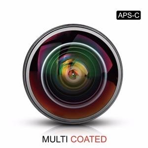 Image 3 - Meike 8mm f3.5 Wide Angle Fisheye Camera Lens for Nikon D3400 D5500 D5600 D7000  DSLR Cameras with APS C/Full Frame+Free Gift