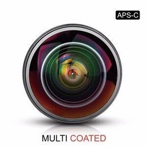 Image 3 - Đế Pin Meike 8 Mm F3.5 Góc Rộng Ống Kính Mắt Cá Camera Ống Kính Cho Máy Nikon D3400 D5500 D5600 D7000 Máy Ảnh DSLR Với APS C/full Frame + Tặng Quà Tặng