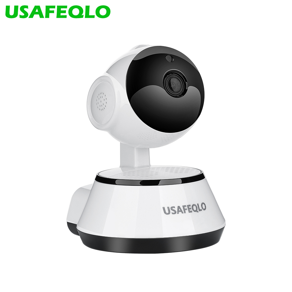 720P IP Camera Wi Fi Wireless Home Security Camera ...
