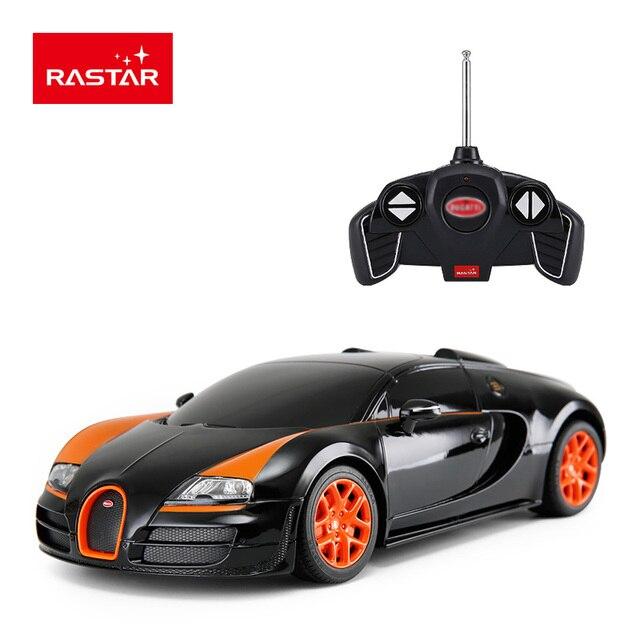 Exceptionnel Rastar Licensed Rc Car 1:18 Bugatti Veyron Grand Sport Vitesse CE Approved  Plastic Materia