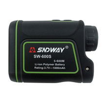Cheap price SNDWAY 600m-1500m Handheld meter Laser Rangefinder Distance Meter hunting Telescope trena laser range finder measure outdoor