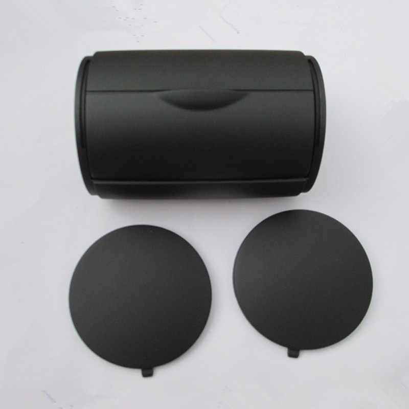 Black Rear Ashtray Bin Ash Tray + Side Caps For VW BORA JETTA GOLF 4 MK4 1J0 857 962H +1J0 863 359E
