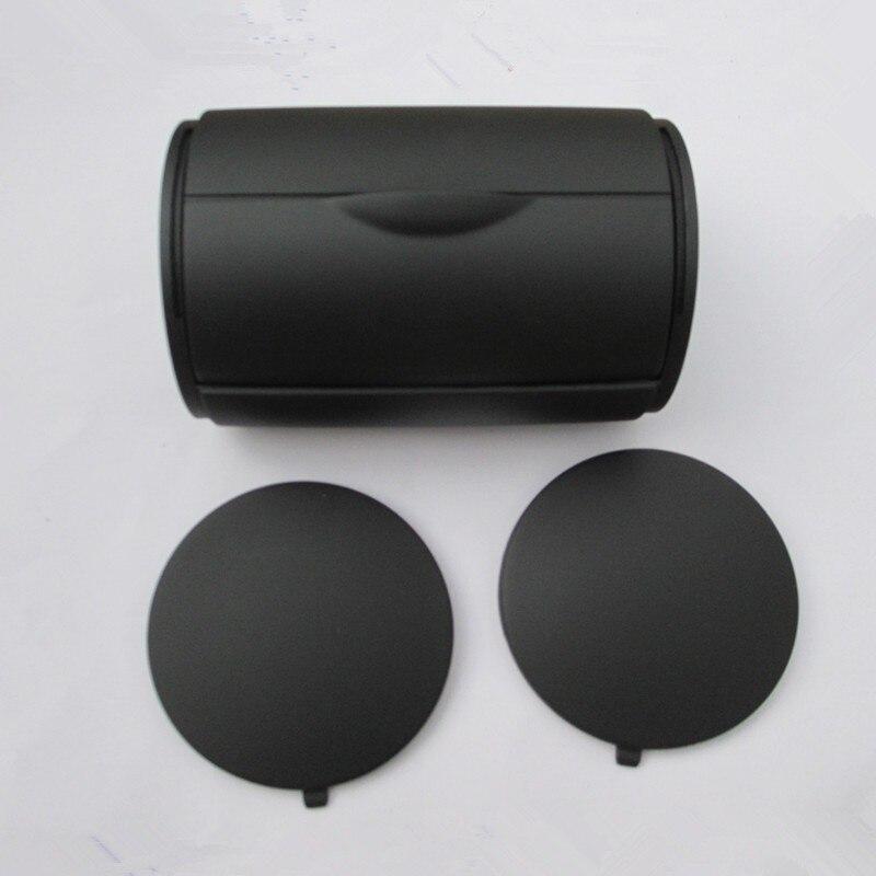 Cendrier arrière noir bac à cendres + capuchons latéraux pour VW BORA JETTA GOLF 4 MK4 1J0 857 962H + 1J0 863 359E