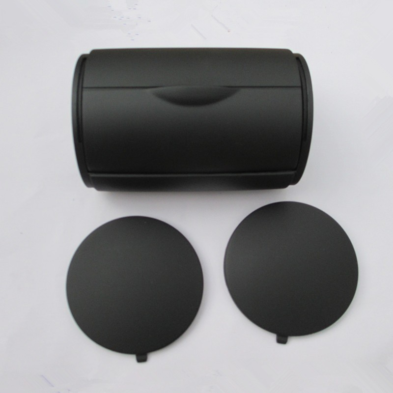 Zwart Achter Asbak Bin Ash Tray + Side Caps Voor Vw Bora Jetta Golf 4 MK4 1J0 857 962H + 1J0 863 359E