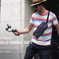 PGYTECH Mobile Gimbal Bag Portable Shoulder Carrying Case For Zhiyun Smooth 4/Q/Vimble 2/Xiaoyi / DJI Osmo Mobile 2 Accessories